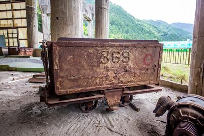 グランビー鉱車