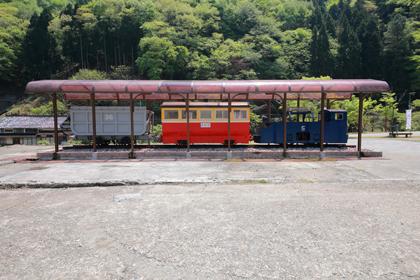 明神電車の車両