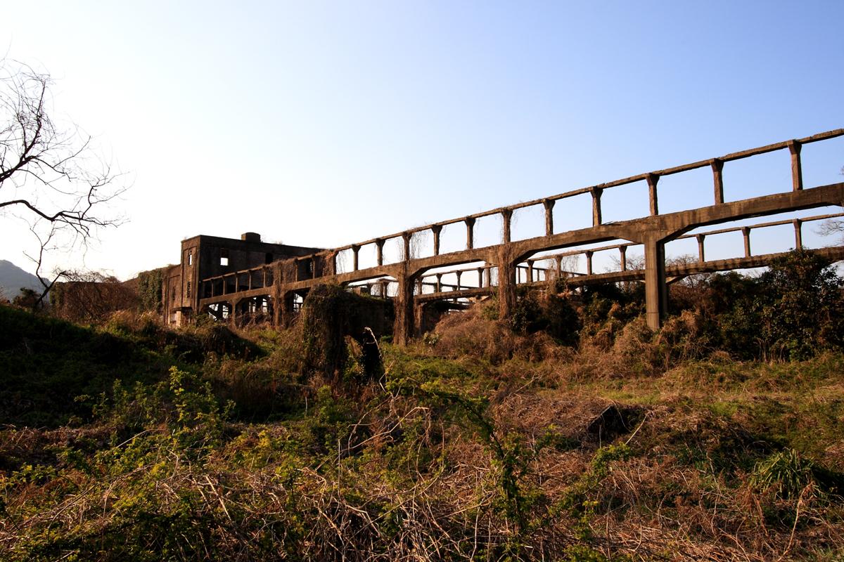 旧川南造船所
