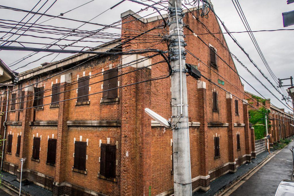 旧広島陸軍被服支廠