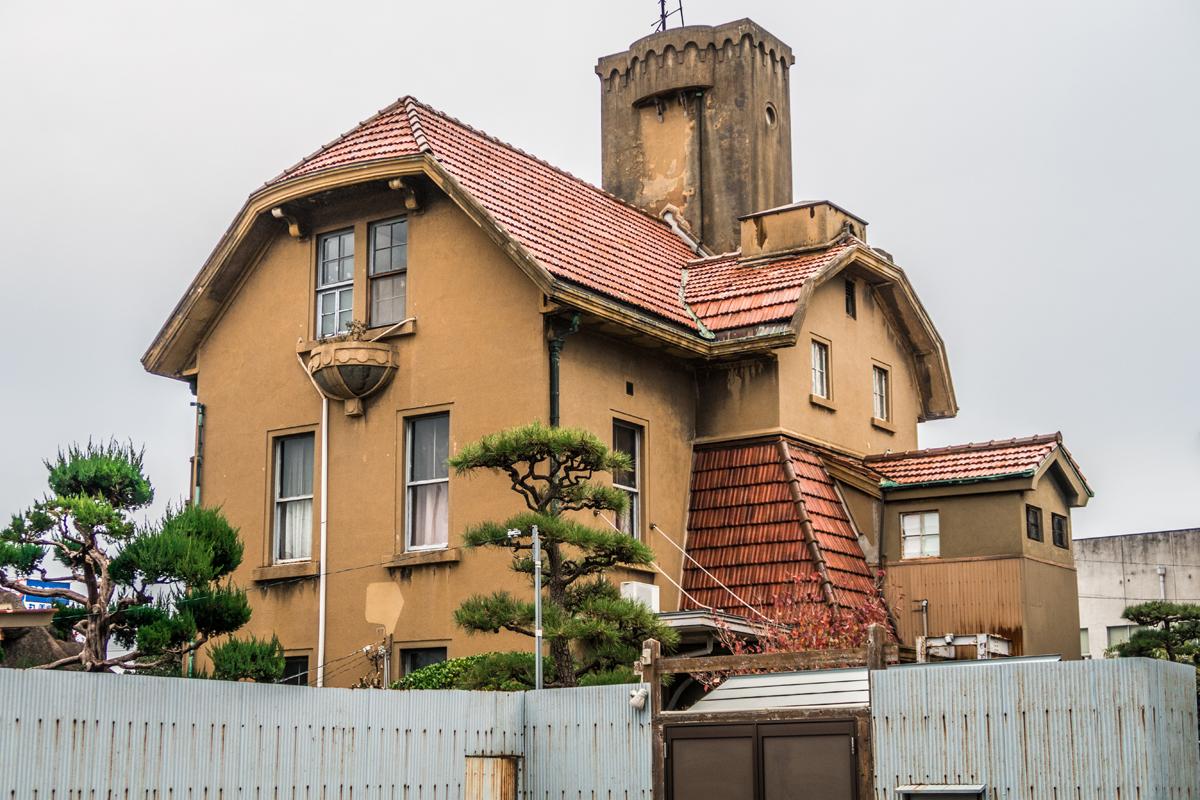 三河家住宅