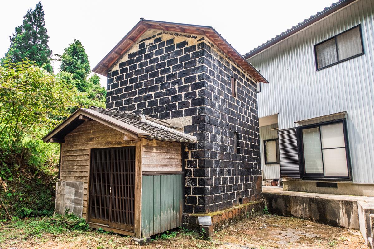 旧尾小屋鉱山