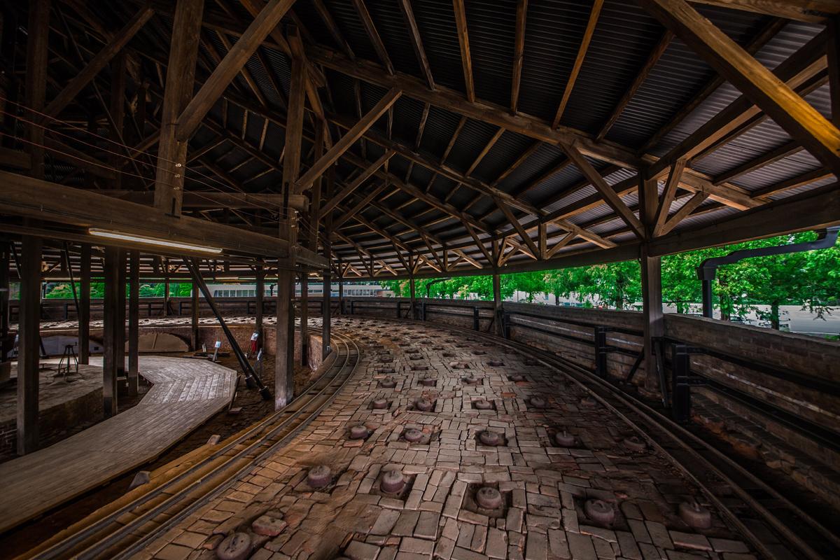 旧下野煉化製造会社煉瓦窯
