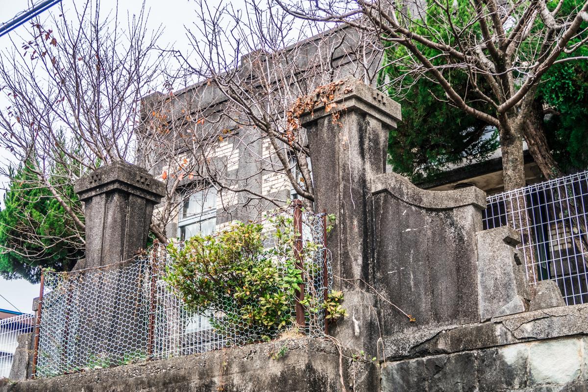 旭浄水場旧ポンプ室